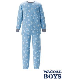 ニットキルトジャガード 男児パジャマ
