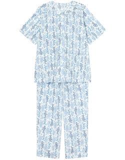 グランダ−高島ちぢみ パジャマ
