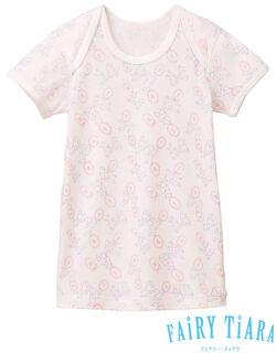 【ベビー】80〜90サイズ(2歳未満のお子様向け) 女児トップ(半袖)