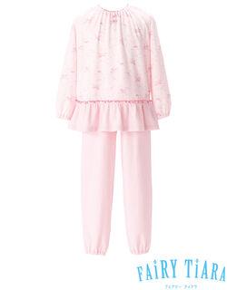 あったか 女児パジャマ