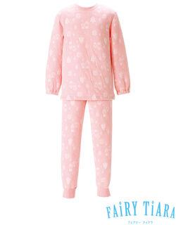 あったか(ニットキルト) 女児パジャマ
