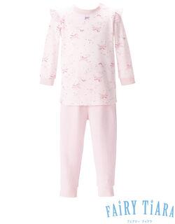 【ベビー】80・90サイズ(2歳未満のお子様向け) 女児パジャマ