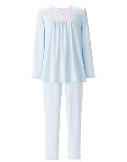 【ジュニア向け】【触感にこだわった】 女児パジャマ