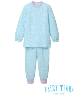 【兄弟コーデ】 女児パジャマ