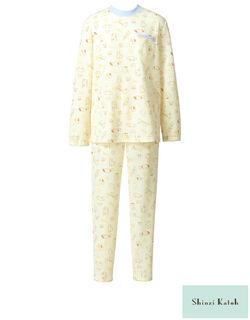 【ジュニア向け】【シンジカトウ】 女児パジャマ