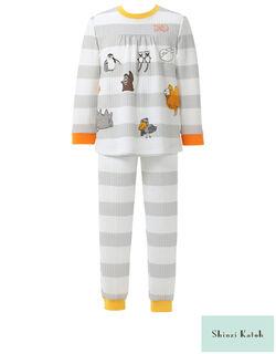 絶滅危惧種 女児パジャマ