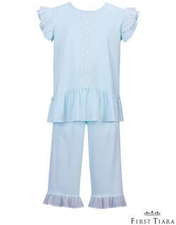 【ファーストティアラ】ワコールのプレステージグループ 女児パジャマ