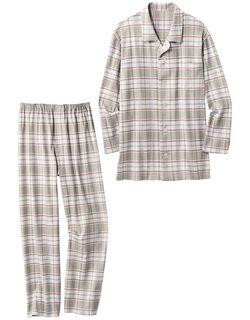 あったか裏起毛パジャマ(男性用)
