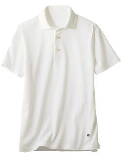 消臭鹿の子シャツ(男性用)