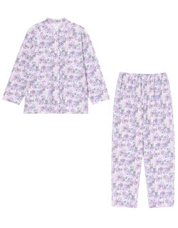 【長袖エッグボタン(R)】 パジャマ