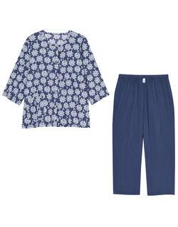 【七分袖】 パジャマ