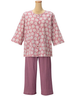 パジャマ(七分袖)