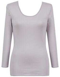 高級綿100%!硬くなりにくく、型くずれしにくい【綿の贅沢〜PREMIUM〜】 8分袖
