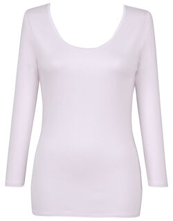 綿100%なのにやわらかさつづく 【綿の贅沢PREMIUM】 8分袖