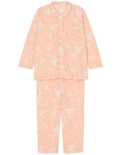 フラワー柄 パジャマ