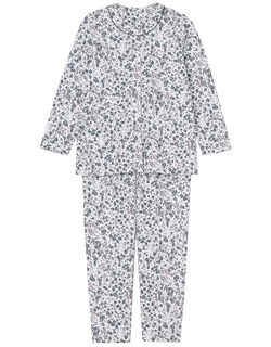 小花柄 パジャマ
