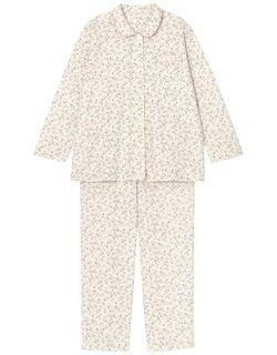 【綿100%】木の実柄 パジャマ