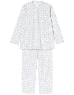 【綿100%】チューリップ柄 パジャマ
