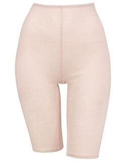 綿100%(接触冷感) 【綿の贅沢クール】 ひざ上丈