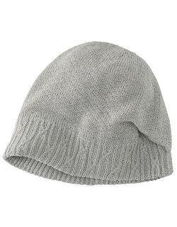 やわらかコットン帽子