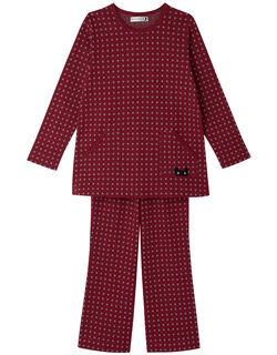パジャマ(裏起毛)