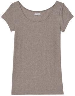 吸水速乾・抗菌防臭 コットンタイプ フレンチスリーブシャツ