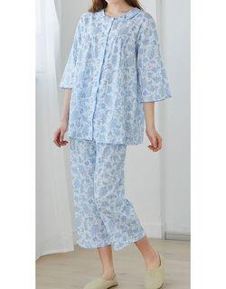 高島楊柳のふんわりパジャマ