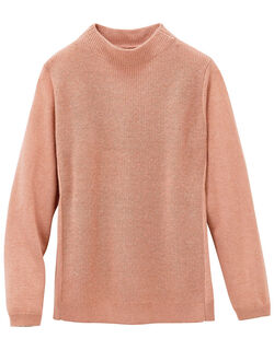 畦編みセーター