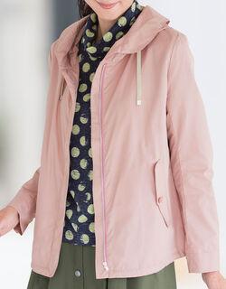 花粉対策ショートジャケット