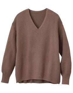 ローゲージセーター