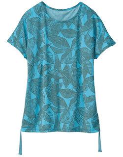 強撚プリントTシャツ