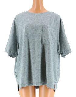 【リゾートアイテム】ユニセックス UPF50+機能付き Tシャツ