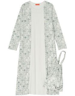 カナナプロジェクト ワンピース(巾着バック付)