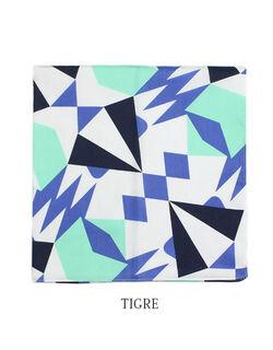 【PAPIER TIGRE+S】 ハンカチ