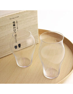 【日本酒を美味しく飲むために創られた】究極の 日本酒グラスセット