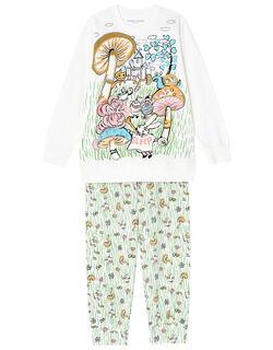 裏起毛 パジャマ