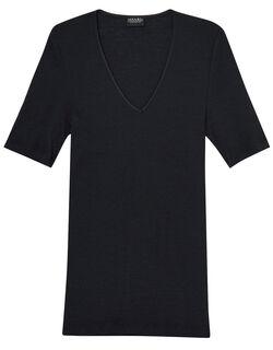 【秋冬定番】WOOLEN SILK 半袖シャツ