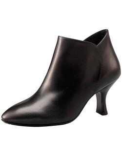 7cmヒール|ポインテッドトゥ ブーツ