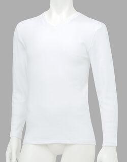 極暖 メンズシャツ(長袖)