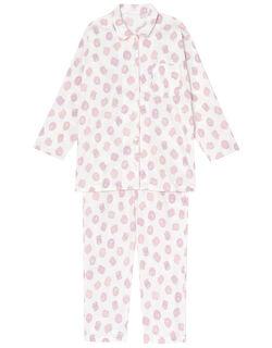 寝返りを考えたパジャマ