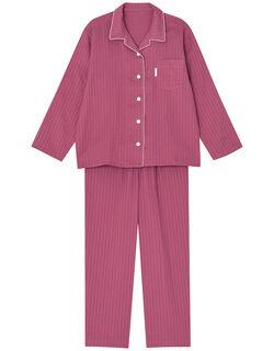 ふわごころ 二重ガーゼ パジャマ