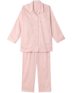 スーピマ綿サテン パジャマ
