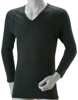 裏起毛 メンズシャツ(長袖)