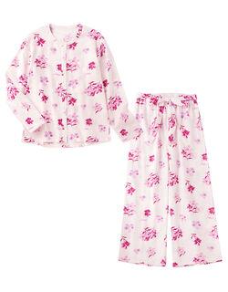 ダブルガーゼコットンシャツ パジャマ