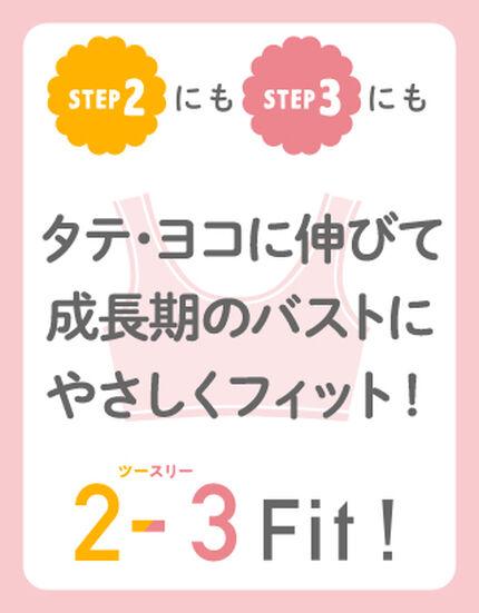 新登場【2-3Fit】