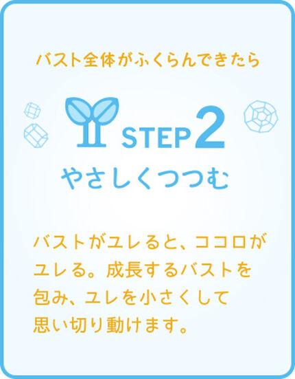 STEP2 やさしくつつむ