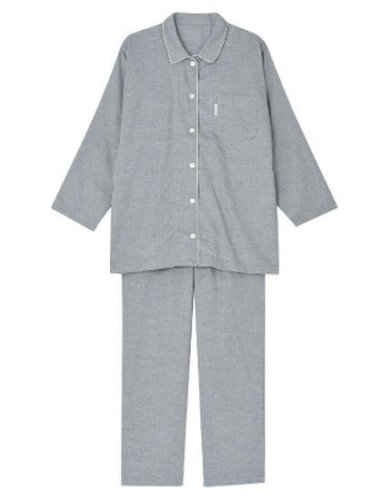寝返りを考えた機能性パジャマ