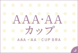 AカップブラSHOP・AAA/AAカップ