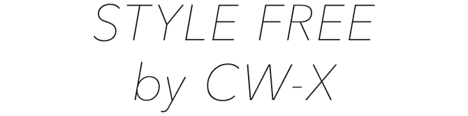 STYLE FREE by CW-X