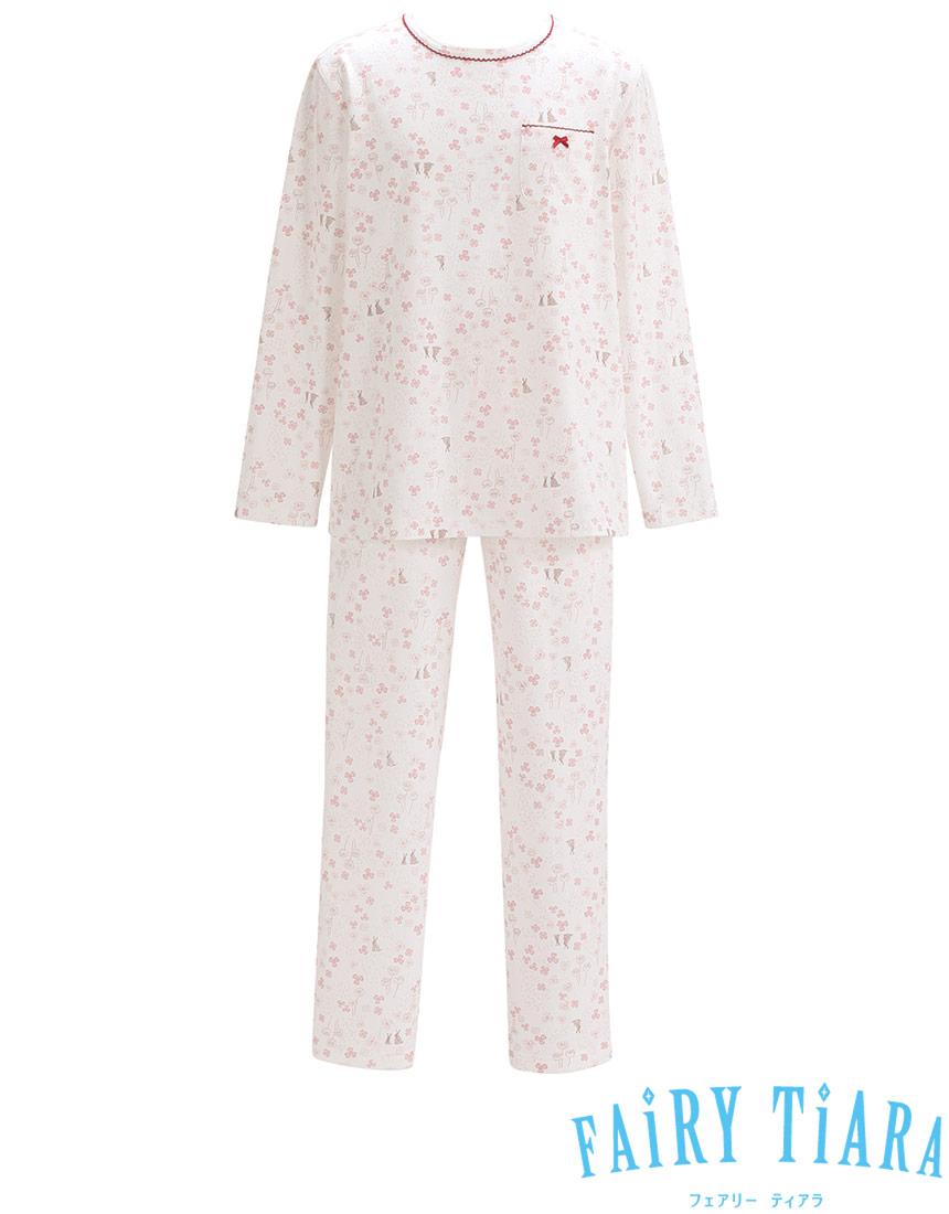 フェアリーティアラ[FAiRY TiARA] 女児パジャマ CTS300・PI
